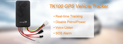 G01/G02 GPS Personal/pets Tracker